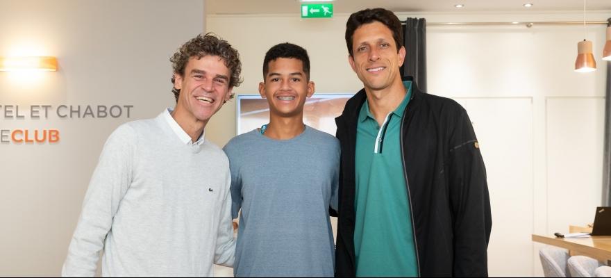 Roland-Garros Amateurs Series by Peugeot aproxima brasileiros do Grand Slam