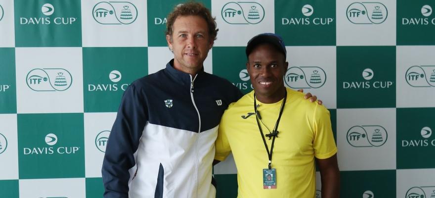 Clima da Copa Davis esquenta a partir desta quinta-feira