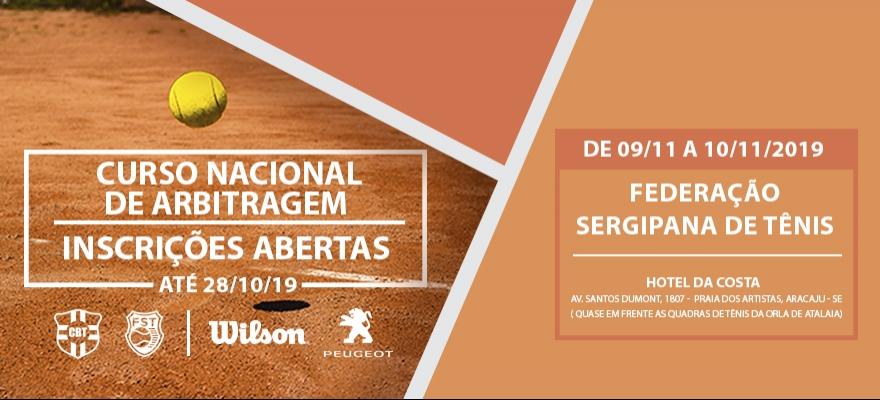 Aracaju (SE) receberá edição do Curso Nacional de Arbitragem