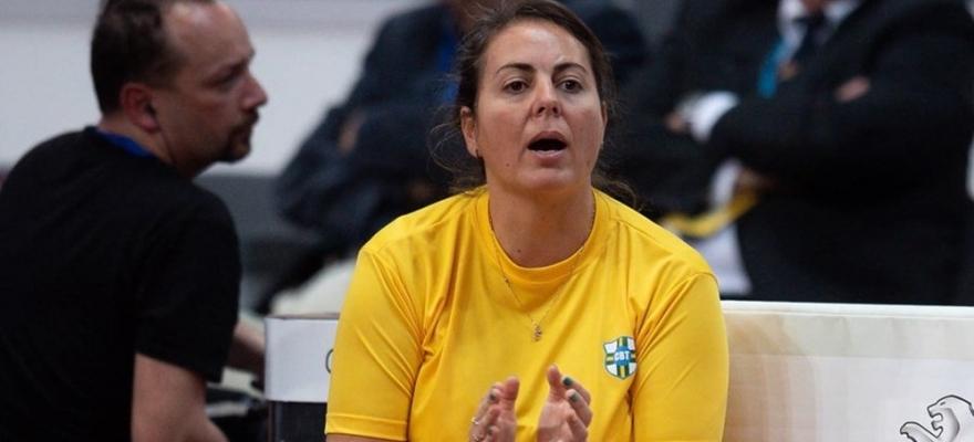 Roberta Burzagli é selecionada para curso de lideranças femininas no esporte