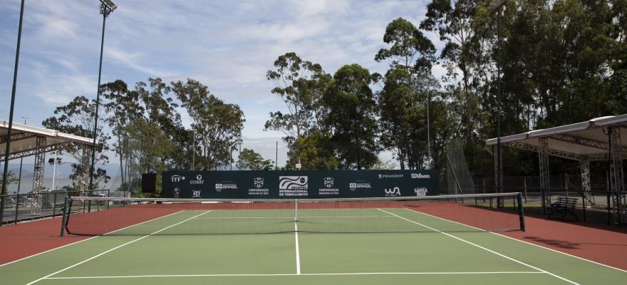 Tennis Kids abre a programação do Encontro Internacional de Treinamento nesta sexta-feira