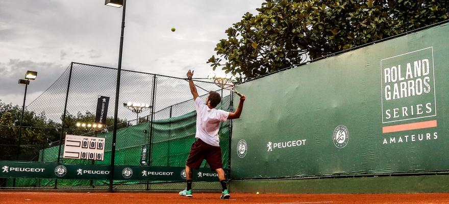 Rio de Janeiro está na rota do Roland-Garros Amateur Series by Peugeot