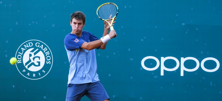 Finais do Roland-Garros Junior Wild Card Series by Oppo terão transmissão ao vivo
